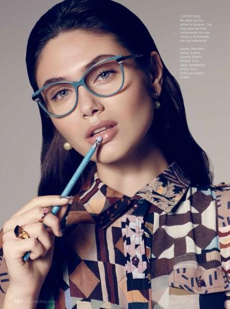 Working Girl: Vladimir Marti Captures Office Wear for Cosmopolitan Mexico