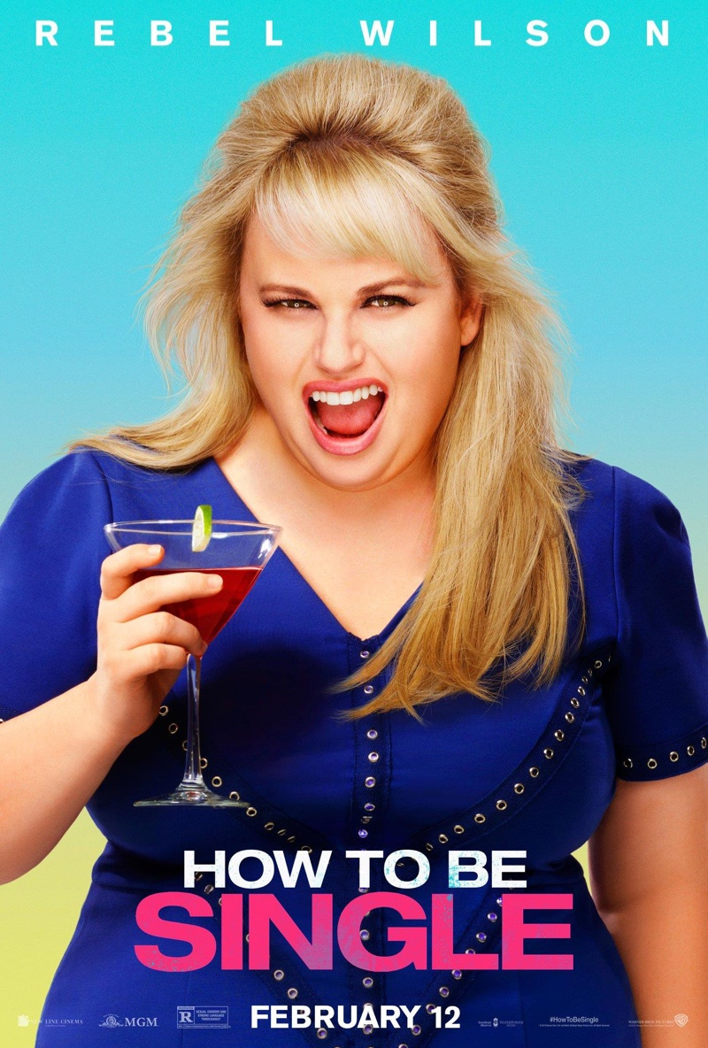 Rebel Wilson on How to Be Single poster