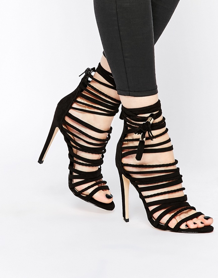 Shoe Gazing: 7 Cute Strappy Heels