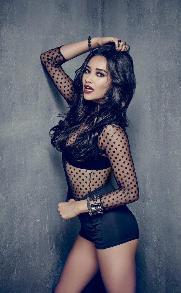 Shay Mitchell as Emily in Pretty Little Liars season 6 promo