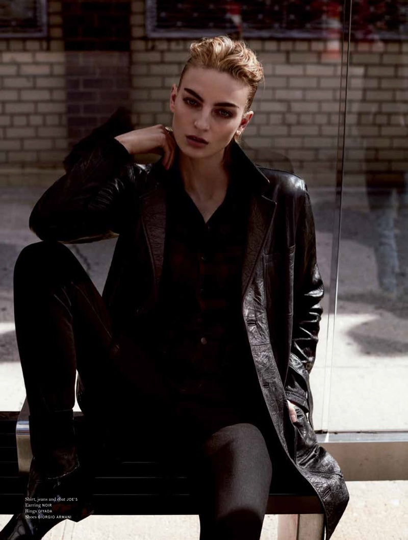 Teddy Girl: Riccardo Vimercati Captures Cool Girl Style for No Tofu