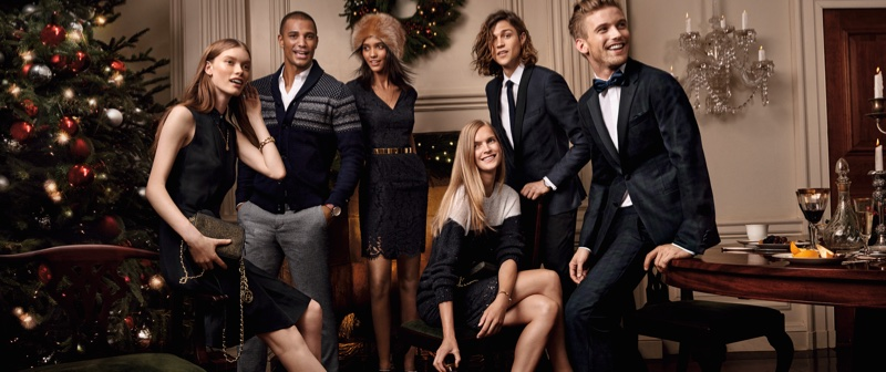 Tommy Hilfiger launches holiday 2015 campaign