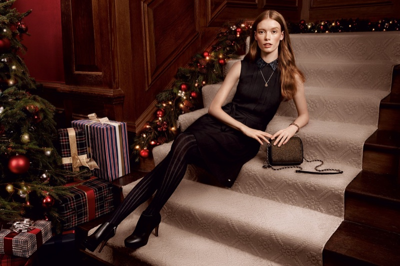 Tommy Hilfiger holiday 2015 campaign