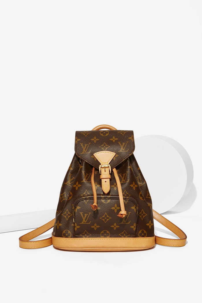 Vintage Louis Vuitton Monogram Backpack