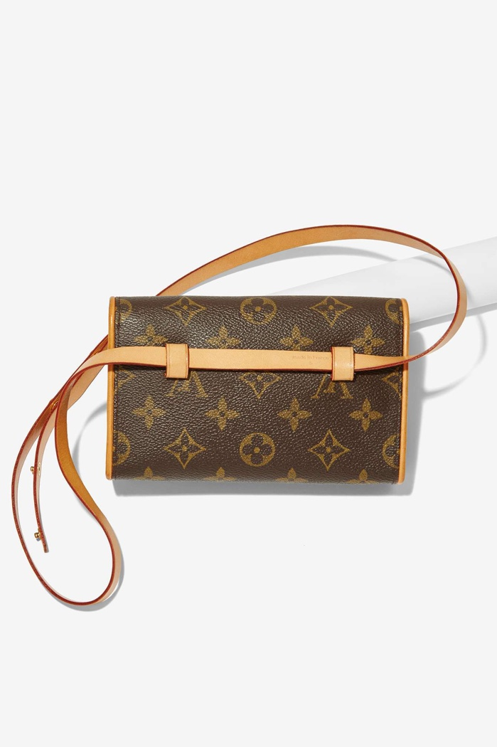 Vintage Louis Vuitton Monogrammed Hip Bag