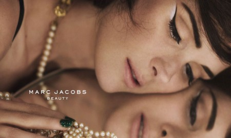 Winona Ryder stars in Marc Jacobs Beauty spring 2016 campaign