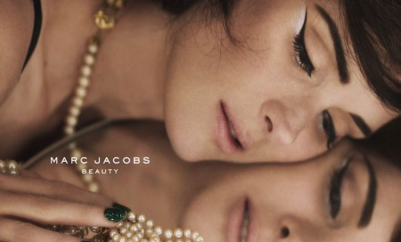 Winona Ryder Wears the Perfect Cat Eye in Marc Jacobs Beauty Ad