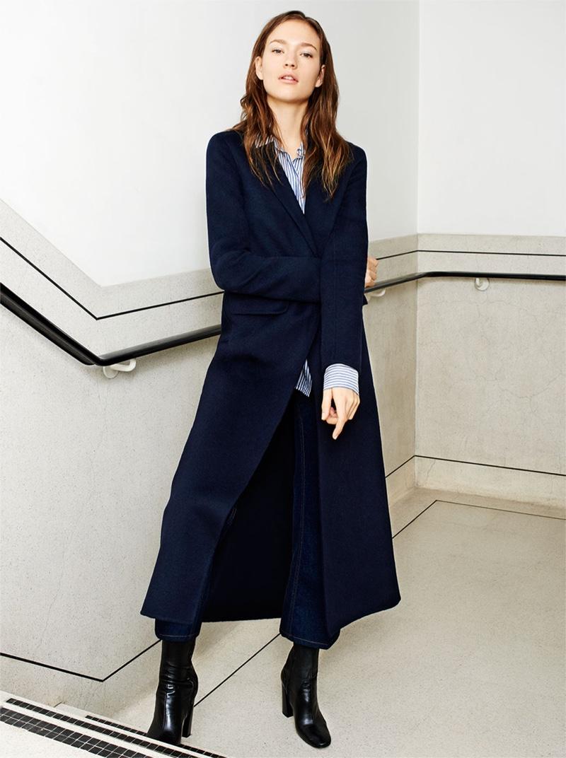 Winter 2015 coats from Zara