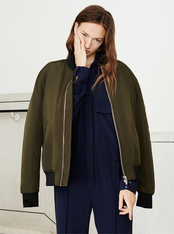 Zara Unveils Its Winter Coat Edit | Cloverdesain