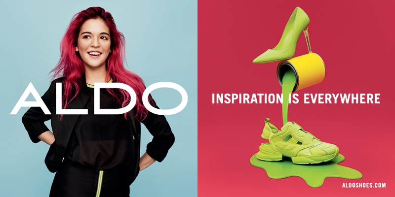 Aldo Gets Creative with Spring 2016 Campaign