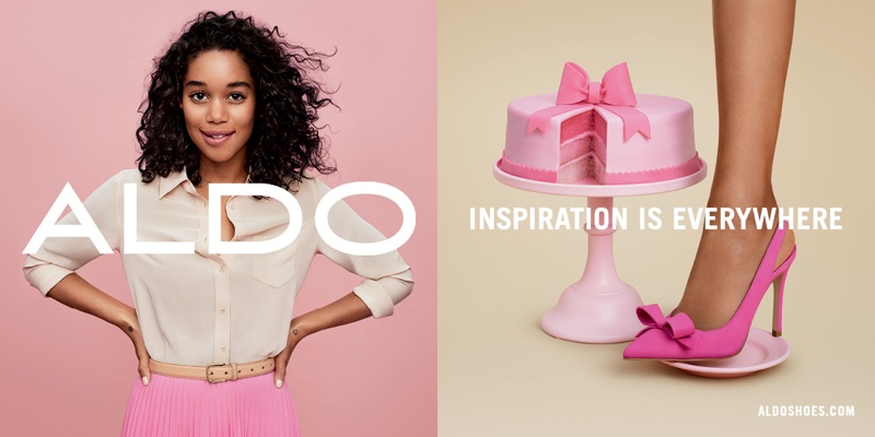 Aldo Gets Creative with Spring 2016 Campaign