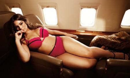 Ashley Graham stars in Addition Elle La Scala collection