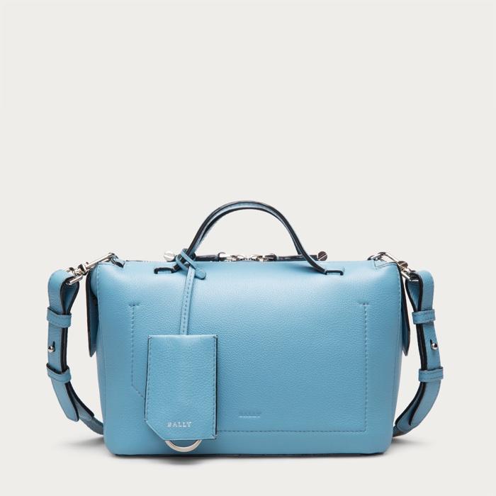 Bally Dalvina Leather Sandal Kissen Small Shoulder Bag