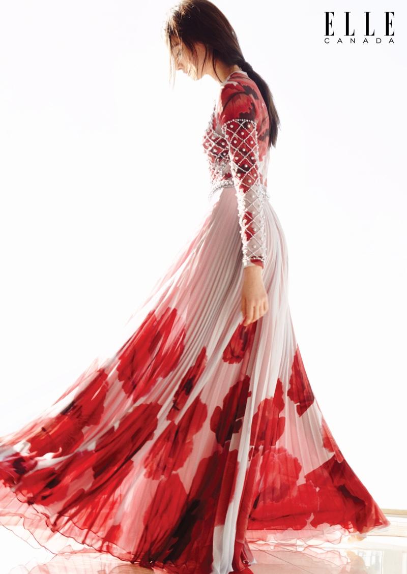 Glorious free canadian fashion designers shine in elle ca for California fashion designers directory