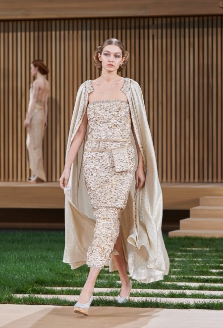 Chanel Goes Tranquil for Spring 2016 Couture