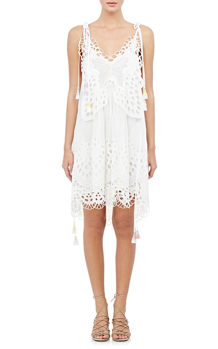Chloe Fine Tulle Butterfly Dress