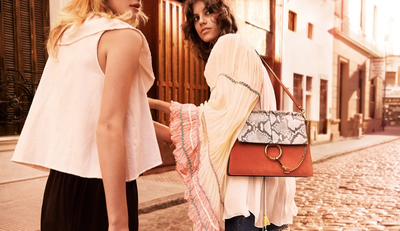 276b9d979a56 Chloe releases its spring-summer 2016 campaign