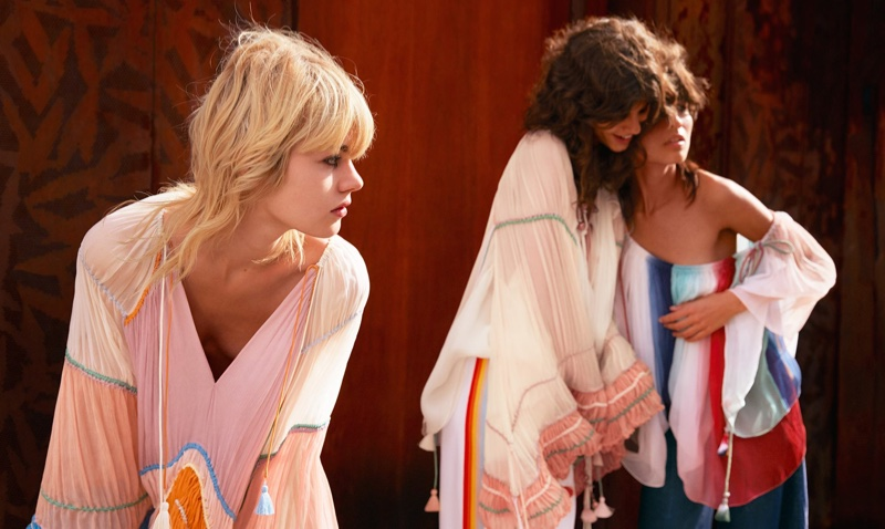 Theo Wenner captures Chloe's spring 2016 campaign