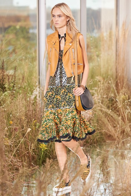 Coach Brings Boho Vibes to Spring 2016 Campaign