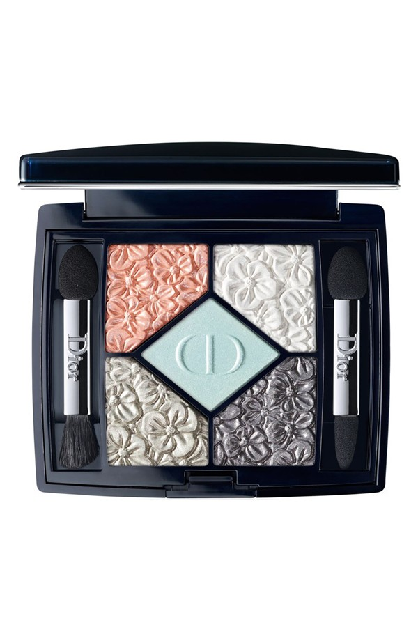 Dior 5 Couleurs Glowing Gardens Eyeshadow Palette Limited Edition