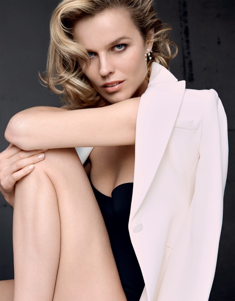 Eva Herzigova Looks Absolutely Radiant in Dior Capture Totale Ad