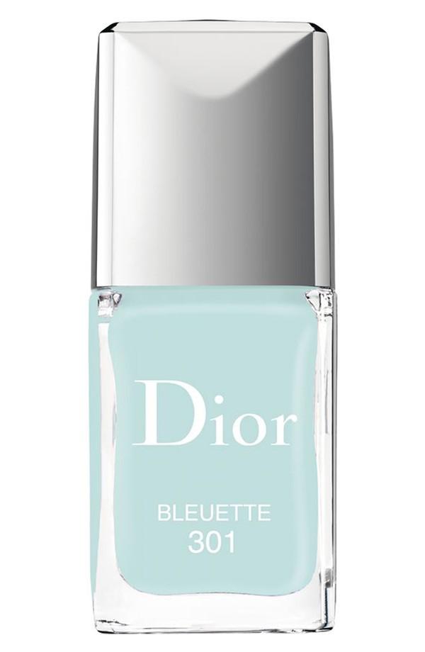 Dior Vernis Gel Shine Bleuette Nail Lacquer