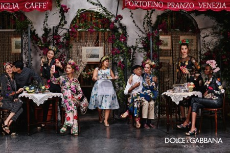 Dolce & Gabbana Celebrates the Italian Life with Spring 2016 Ads