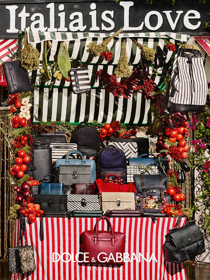 A look at Dolce & Gabbana's handbags from the spring-summer 2016 season