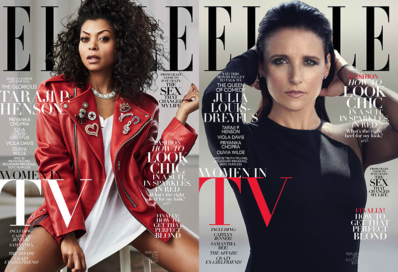 ELLE Taps the Small Screen's Brightest Stars for Its 'Women in TV' Issue