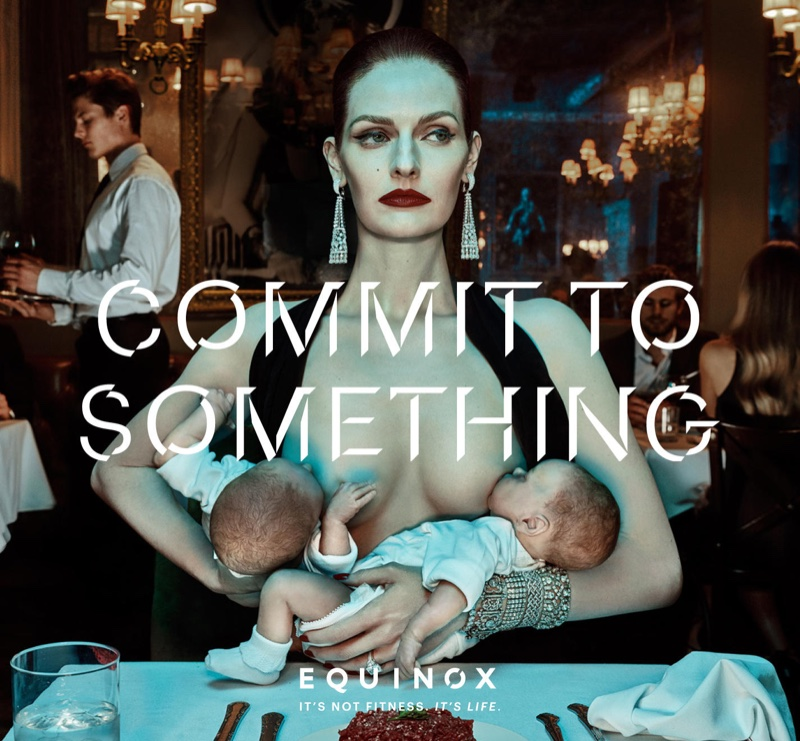 Equinox Taps Steven Klein for Controversial Campaign