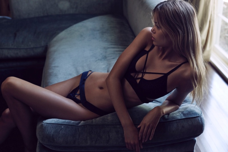 For Love & Lemons spring 2016 Skivvies collection