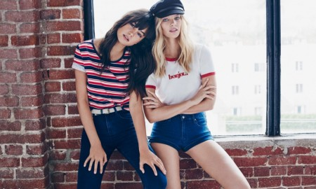 An image from Forever 21's spring 2016 campaign