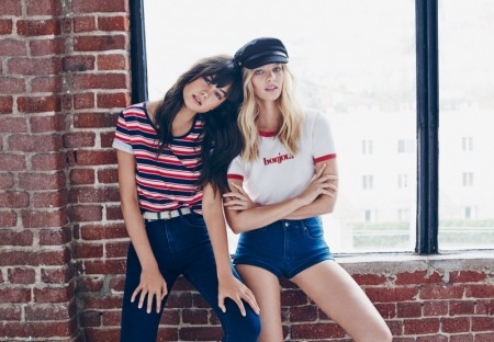 Forever 21 Focuses on Denim with Spring 2016 Campaign
