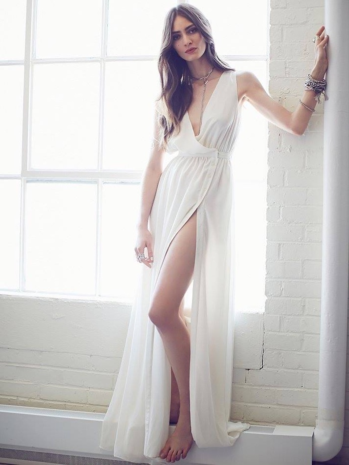 Gwen Jones x Free People Linea Gown