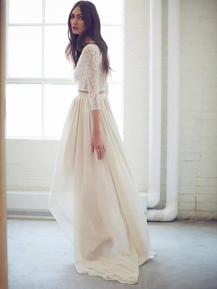 Stone Cold Fox Wedding Dress. Market Gown Stone Cold Foxfull With ...