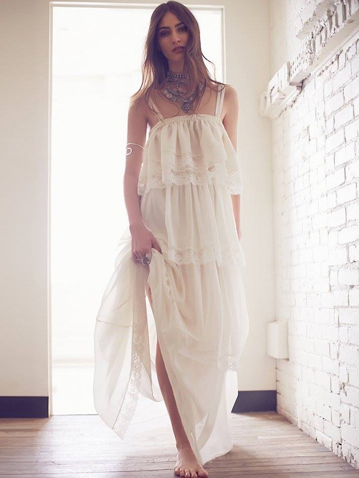 Boho Bride: Free People Releases New Wedding Dresses