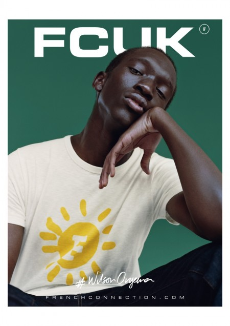 French Connection Has a 90s Revival with Spring Campaign