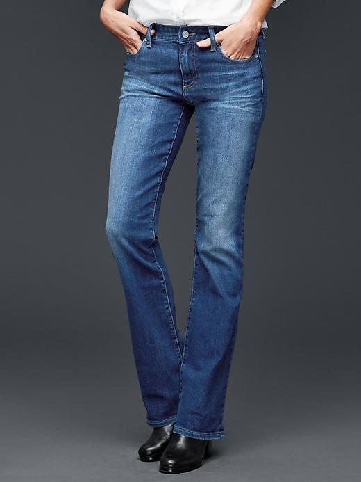 Gap 1969 Perfect Boot Cut Jeans