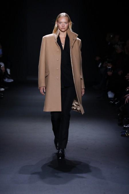Gemma Ward, Mariacarla Boscono Suit Up at the Calvin Klein Men's Show