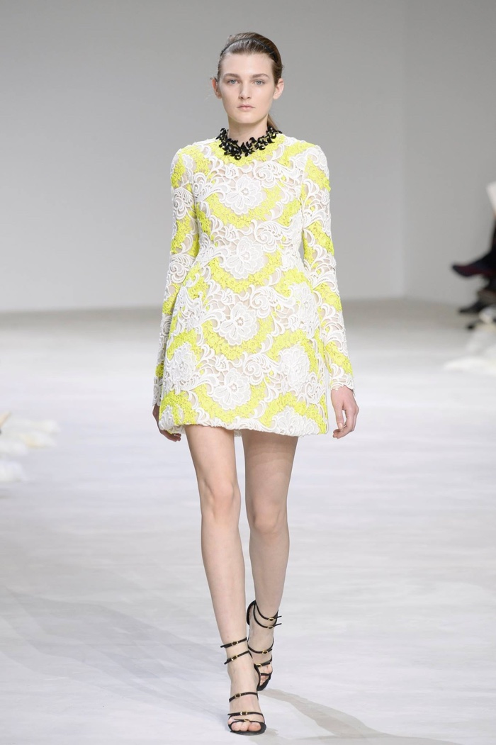 Giambattista Valli Haute Couture Mini Dress