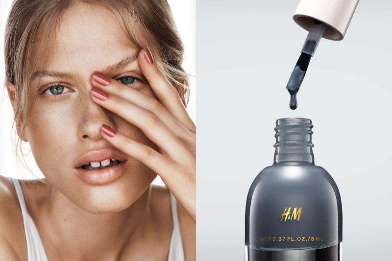 NAILS: H&M Beauty Nail Polish in Cloudburst