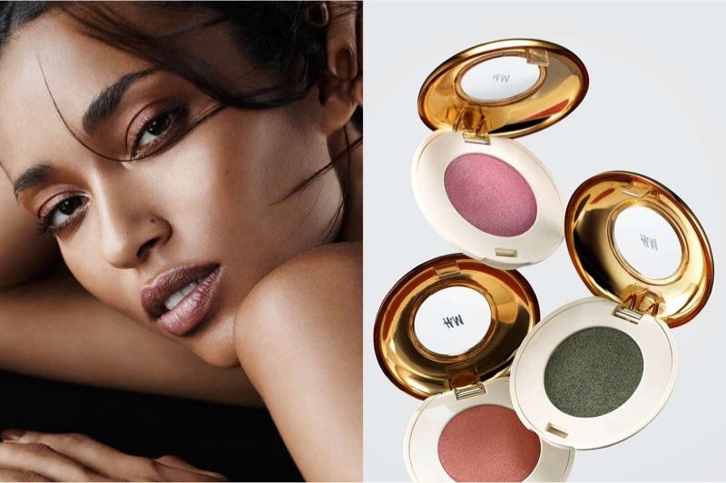 EYES: H&M Beauty Eyeshadow