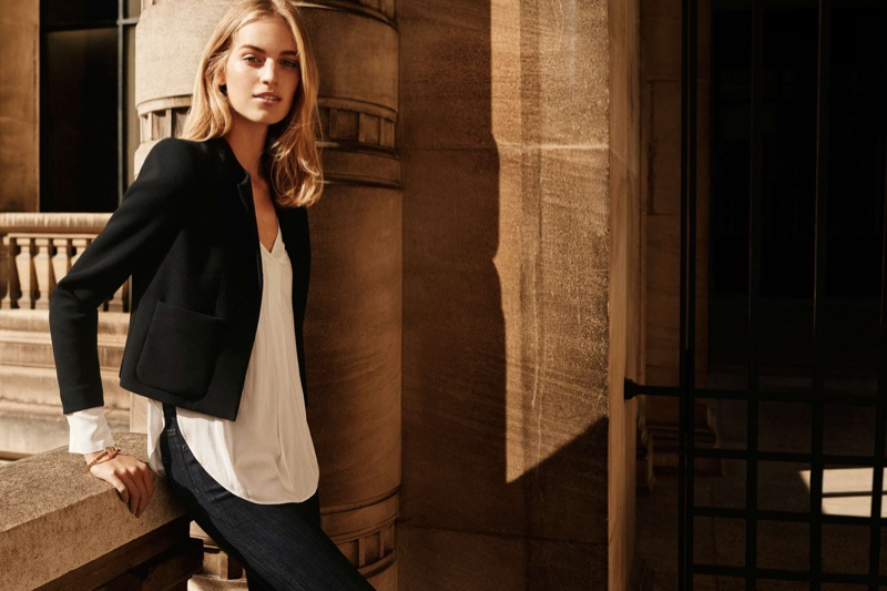 Parisian Chic: H&M Does French Style