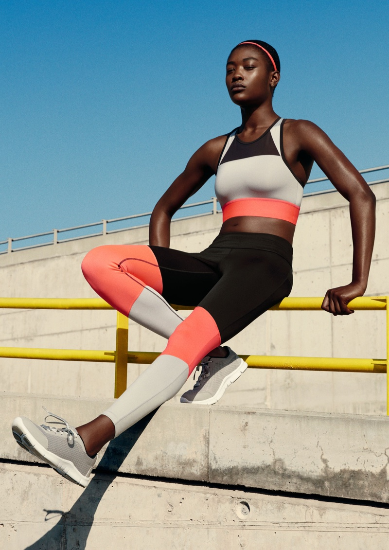 Shape Up with H&M Sport's Spring 2016 Line