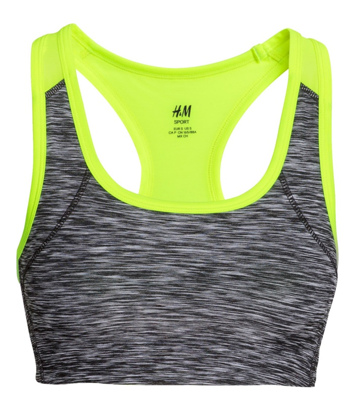 H&M Medium Support Sports Bra