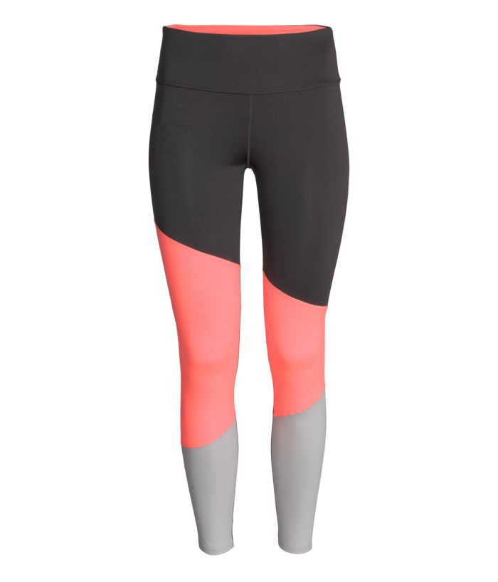 H&M Sport Tights