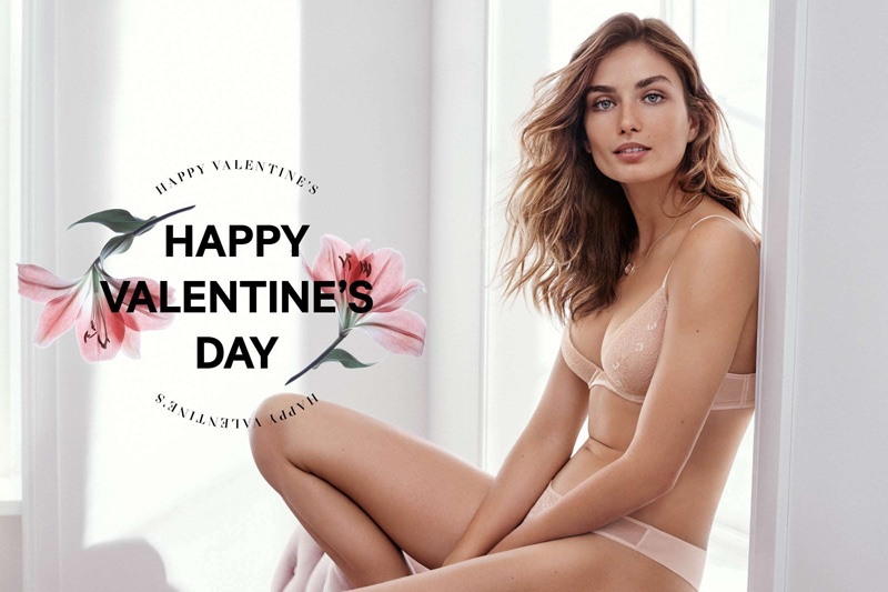 Season Of Love: H&M Unveils Valentine`s Day Lingerie