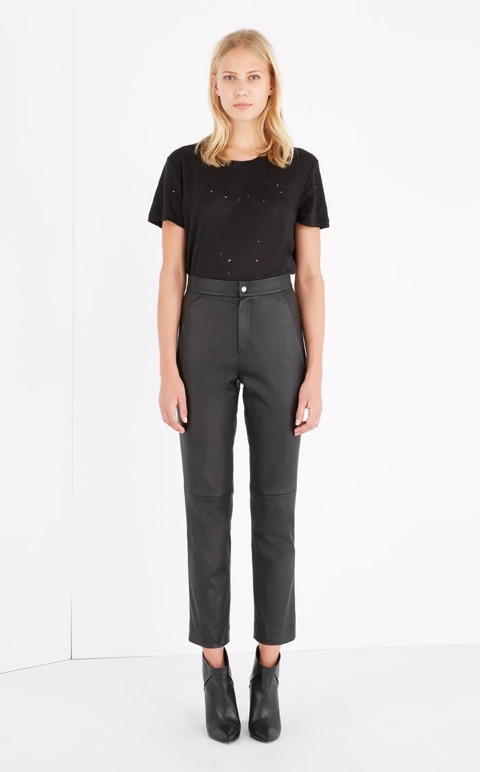 Iro Thelma Leather Trousers