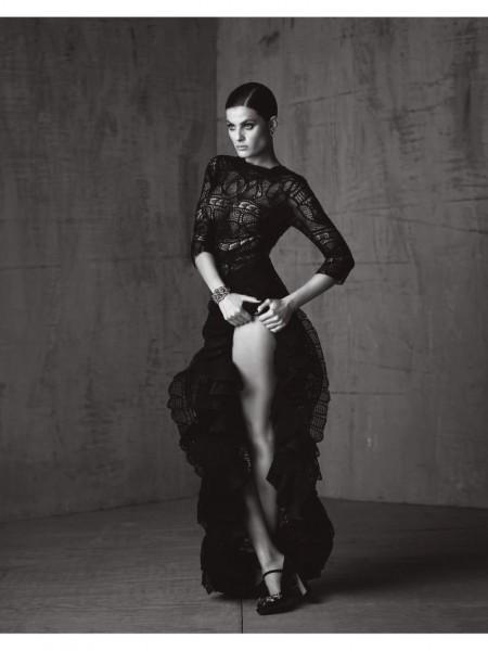 Isabeli Fontana Takes On Seductive Style for Made Magazine