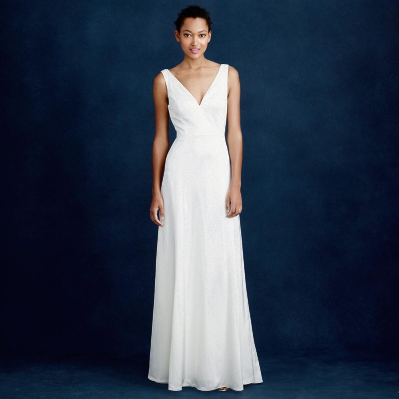 J Crew Simple Wedding Dresses: J. Crew 2016 Spring / Summer Wedding Dresses